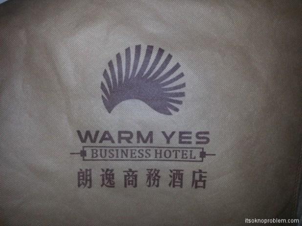 Warm yes hotel