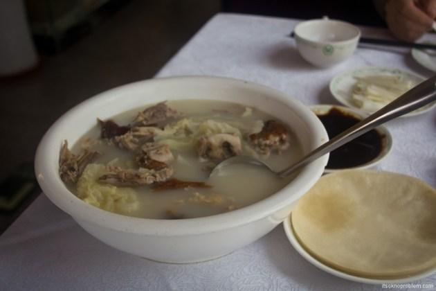 8 在中国尝试的菜肴. 北京烤鸭