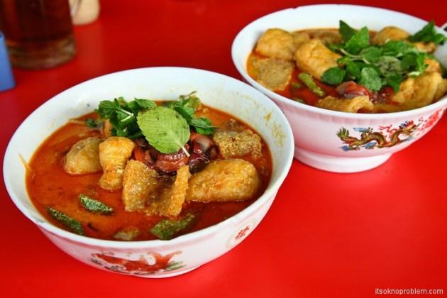 Вкусная неделя. Малайзия. Карии лакса суп