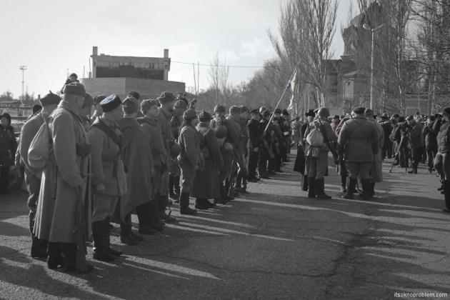 Высадка десанта в Евпатории