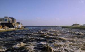 A river runs through it Galway flow energy