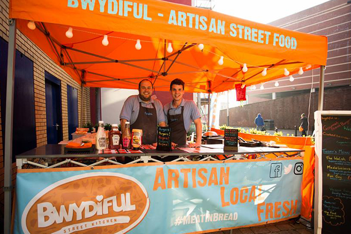 Bwydiful burgers make the move full-time to Victoria Park