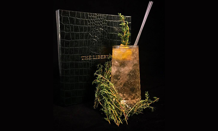 The Libertine cocktail bar opens in Cardiff