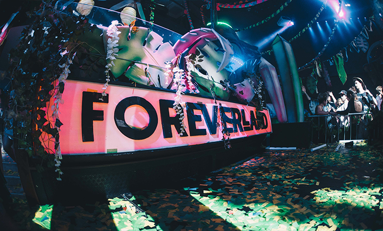 Foreverland magical forest rave is coming to Cardiff