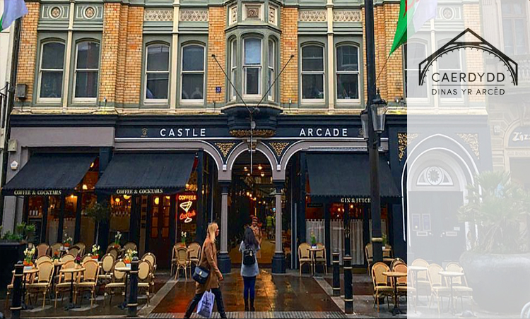CARDIFF: THE CITY OF ARCADES