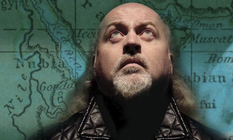 Bill Bailey arena tour come to Cardiff