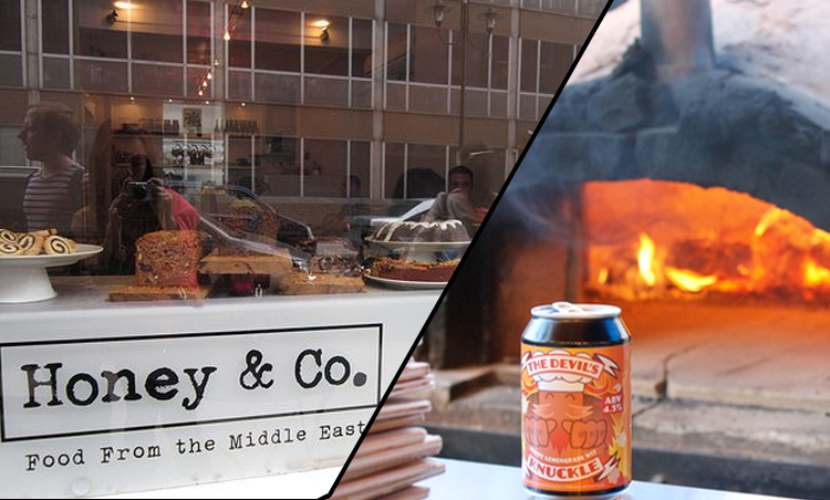 Honey & Co joins Dusty Knuckle for a one off pop-up