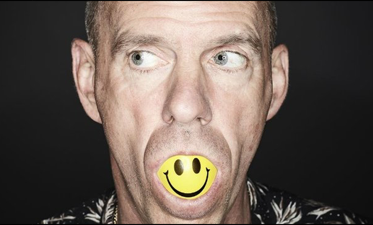 Interview with Fatboy Slim – Right Here, Right Now!