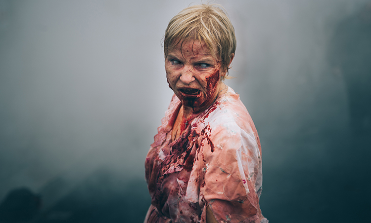 Win tickets to Redcon-1 Zombie