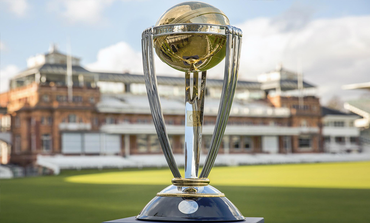 The ICC Cricket World Cup 2019 is coming to Cardiff.