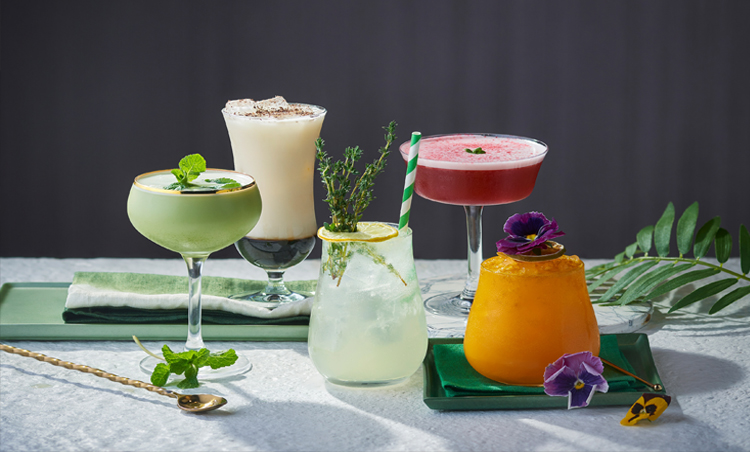 Dirty Martini  launch a new vegan cocktail collection