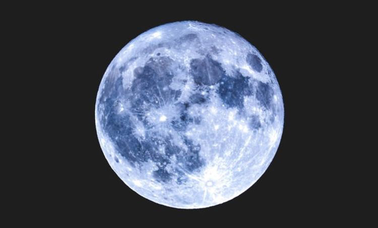 A Full Flower Blue Moon Is Happening This Month—Here's Everything You Need to Know