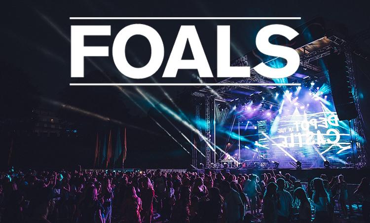 FOALS To headline Cardiff Castle Next Summer