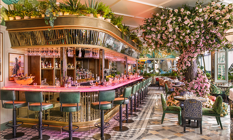 The IVY Cardiff – Food Review