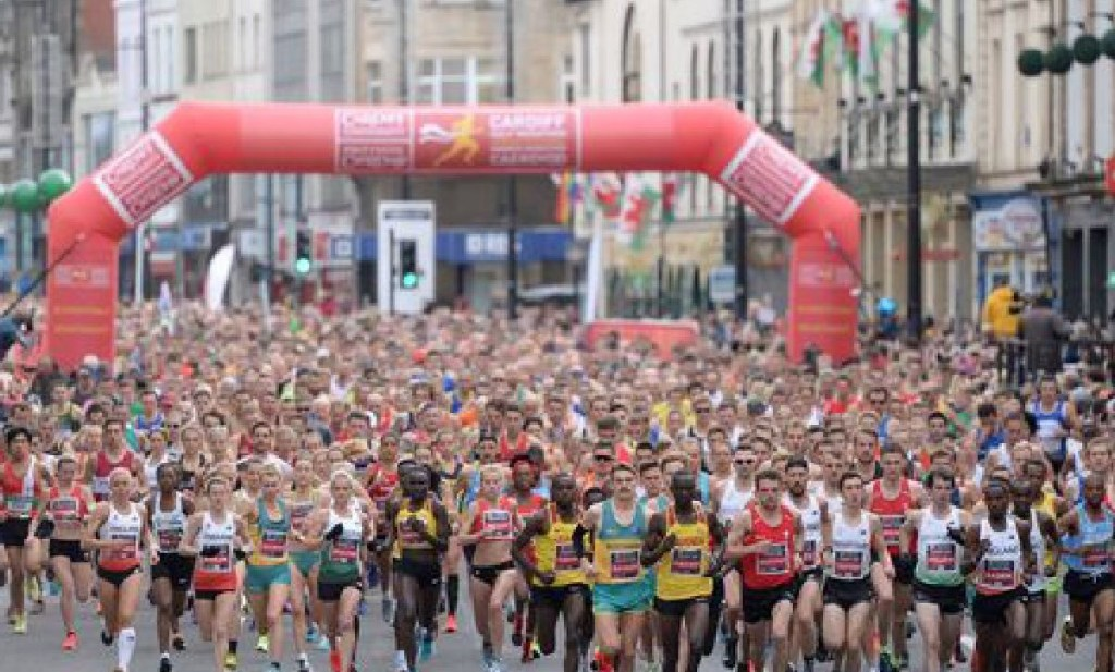 The Cardiff Half Has Be Postponed Over Safety Concerns Due To Coronavirus