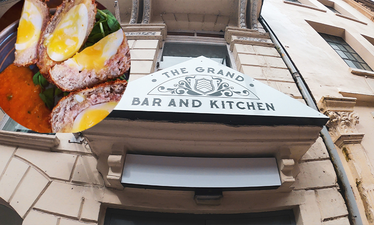 The Historical Grand Bar & Kitchen Returns to Cardiff This Weekend!