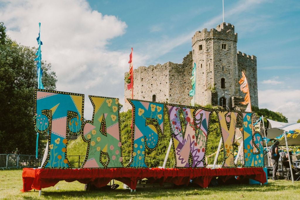 Tafwyl Festival Welcomes Back Fans At Cardiff Castle