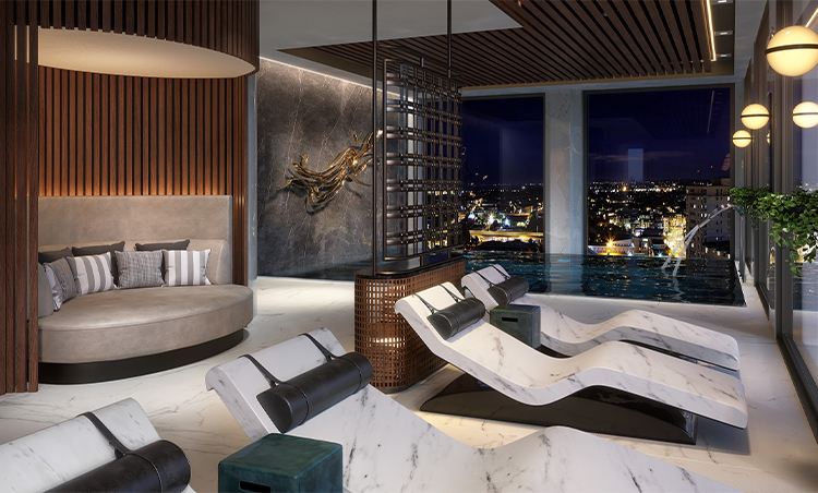 Cardiff is on the up with new luxury hotel with sixth floor infinity pool