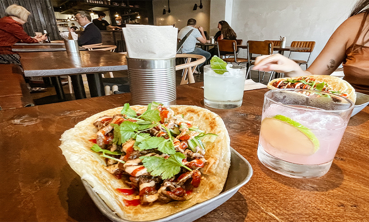 Street food vendor Brother Thai has parked in new sit down restaurant
