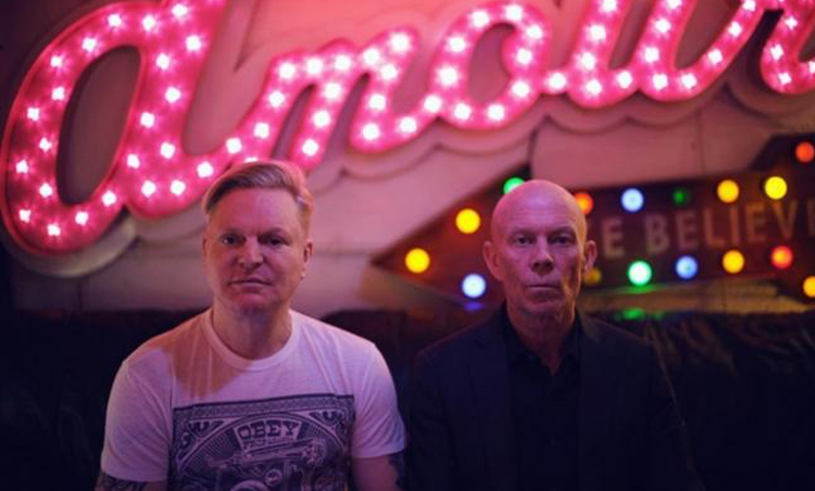 Erasure are coming to Cardiff next month