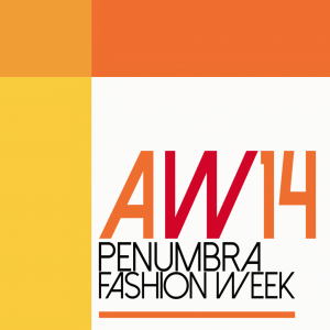 PENUMBRA AW14 FASHION WEEK LOGO