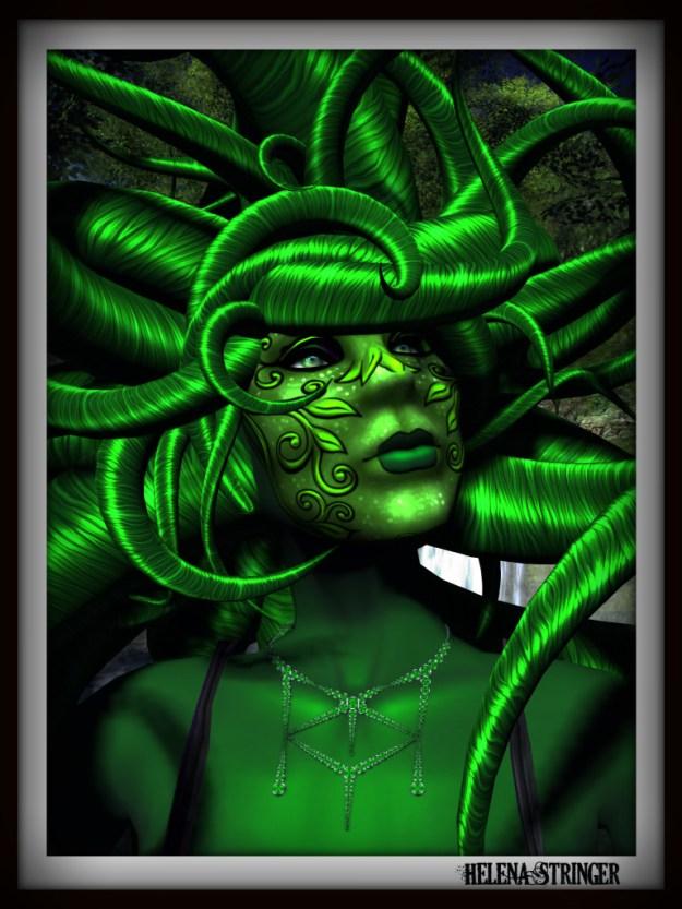Helena Stringer - IOF - Bring Green to Life - 2