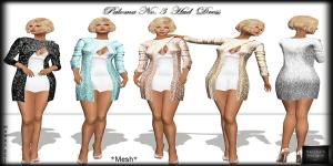 SAS - Palomma No. 3 Hud Dress Vendor