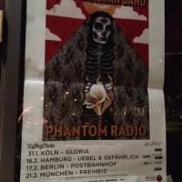 Mark Lanegan Band + Duke Garwood + Lyenn @ Postbahnhof, Berlin