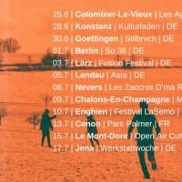 Next week concerts: 27 June - 03 July 2016