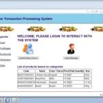 Sales Transaction Processing System (STPS)