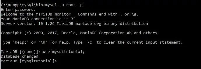 mariaDB monitor
