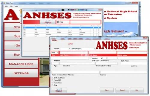 complete enrollment system