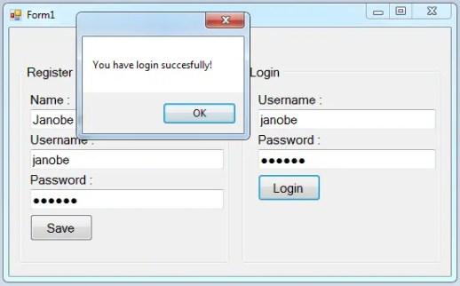 LoginRegisterSQLfig.3