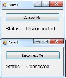 connectionSQLoutPutPI connect SQL Server