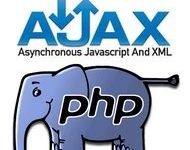 Communicate a Web Page into a Web Server in PHP and AJAX