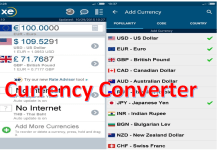 Currency Converter xe