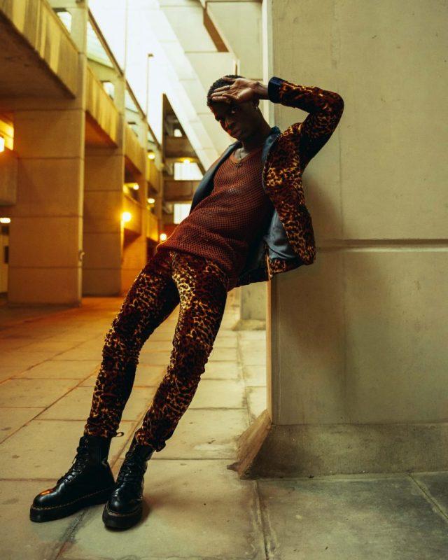 New York Model Editorial Fashion Shoot in London
