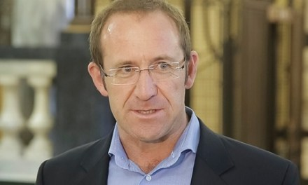 Andrew Little – Labour Party would welcome renegotiation of TPPA
