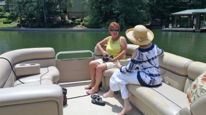 Sue and Debra