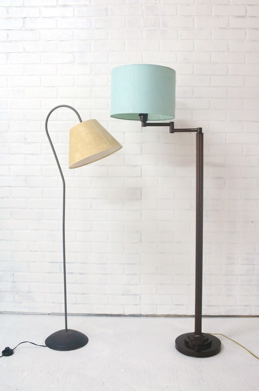 A Quick Lamp Makeover with Minted