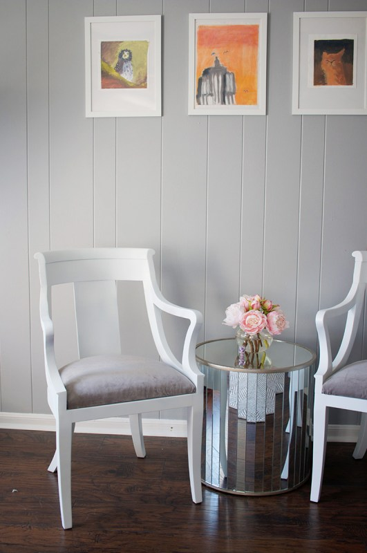 DIY Thrift Store Chair Makeover