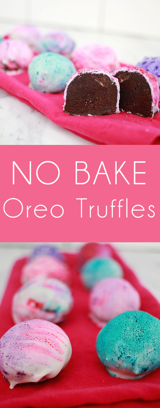 Best Ever Oreo Truffles No Bake Dessert Recipe
