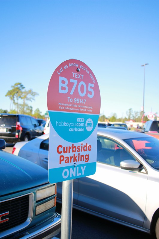 Grocery Shopping Made Easy with H-E-B Curbside