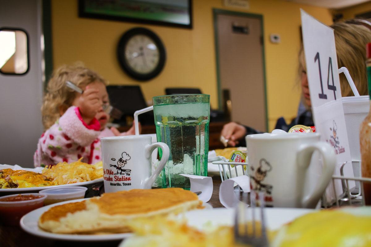 Ye Old Pancake Station in Amarillo TX