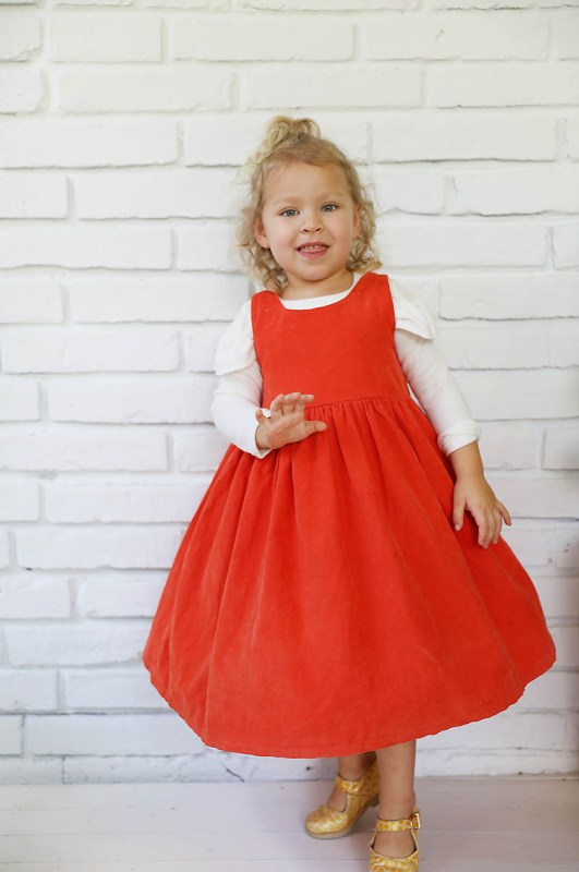 Alice + Ames Hattie Dress 3 Ways