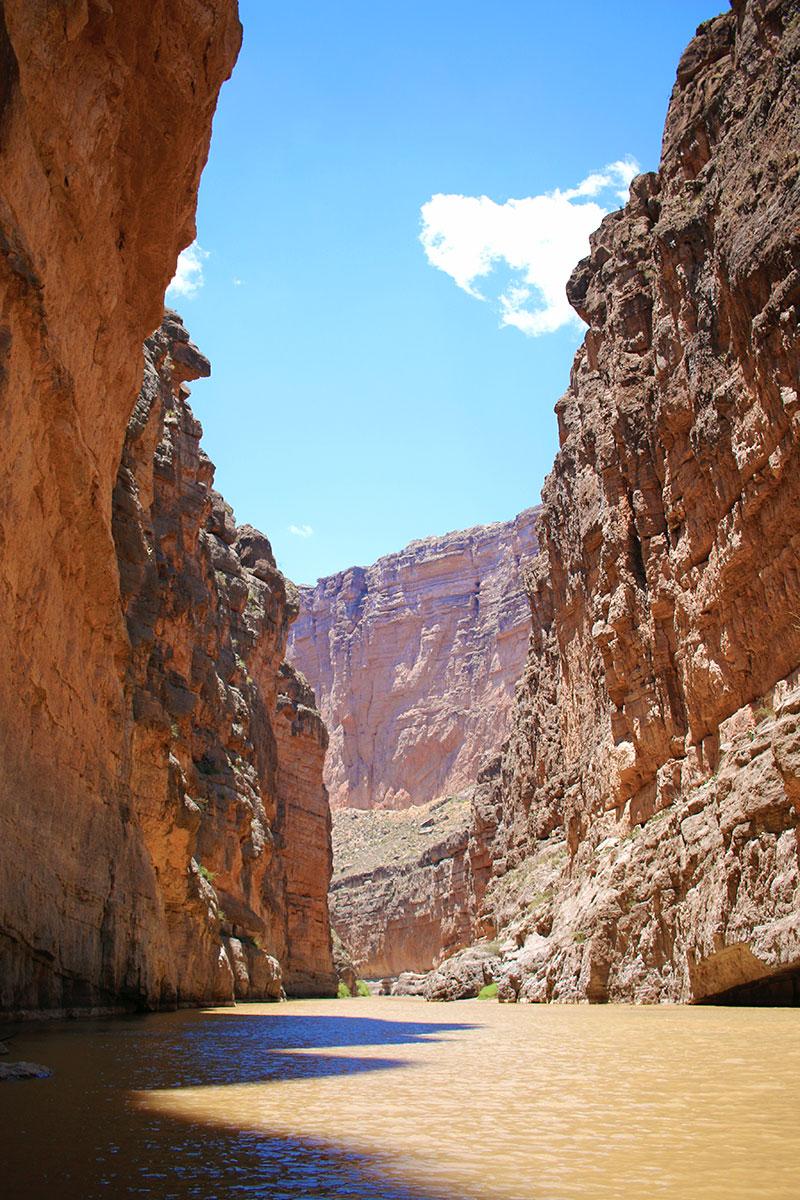 Big Bend National Park Santa Elena Canyon