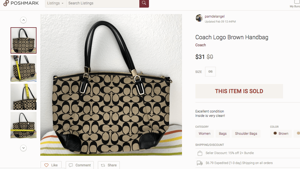 best items to sell on poshmark