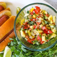 The Best Mango Salsa Recipe