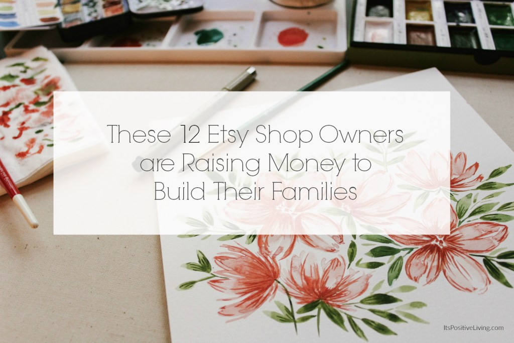 Etsy Shop Owners Raising Money