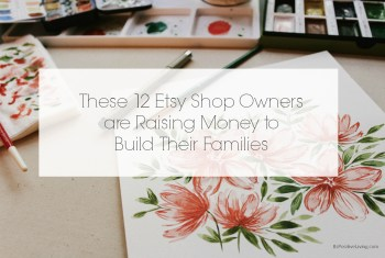 These 12 Etsy Shop Owners are Raising Money to Build Their Families